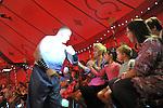 Festa Nazionale del Partito Democratico 2010 a Torino. Il Circo Maccheroni.