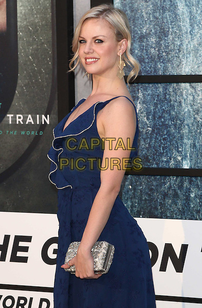 Joanne Clifton at The Girl on the Train - world film premiere at the Odeon Leicester Square. London on September 20th 2016<br /> CAP/ROS<br /> &copy;Steve Ross/Capital Pictures