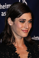 "BEVERLY HILLS, CA, USA - MARCH 26: Lizzy Caplan at the 22nd ""A Night At Sardi's"" To Benefit The Alzheimer's Association held at the Beverly Hilton Hotel on March 26, 2014 in Beverly Hills, California, United States. (Photo by Xavier Collin/Celebrity Monitor)"