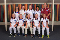 Year 6 Jackals. Eastern Suburbs Cricket Club junior team photos at Easts Cricket clubrooms, Kilbirnie, Wellington, New Zealand on Monday, 6 March 2017. Photo: Dave Lintott / lintottphoto.co.nz