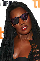 Grace Jones attending the 'Grace Jones: Bloodlight and Bami' premiere during the 42nd Toronto International Film Festival at Elgin Theatre on September 07, 2017  in Toronto, Canada