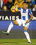 CD Leganes' Darwin Machis during La Liga match. December 3,2016. (ALTERPHOTOS/Acero)