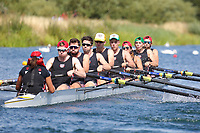 Race: 82  8+ (Band 1)  Final<br /> <br /> Peterborough Summer Regatta 2018 - Saturday<br /> <br /> To purchase this photo, or to see pricing information for Prints and Downloads, click the blue 'Add to Cart' button at the top-right of the page.