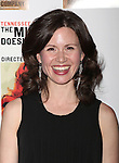 Maggie Lacey.attending the After Party for the Off-Broadway Roundabout Theatre Company Production of  'The Milk Train Doesn't Stop Here Anymore' at the Laura Pels Theatre in New York City..