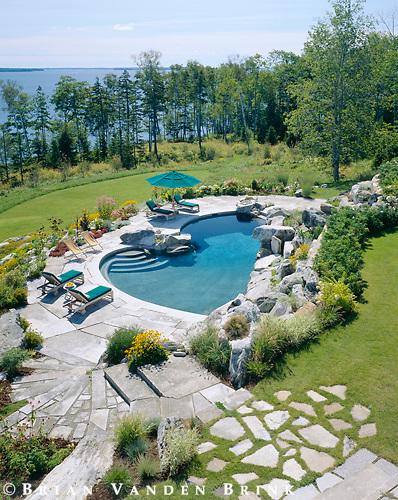 Design: George Workman, Landscape Architect