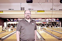 RACHEL DICKERSON/MCDONALD COUNTY PRESS Kurt Sij is the new owner of Pineville Bowl. He is updating the center, and it will reopen around June 1.