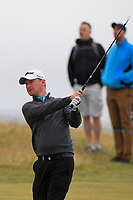 Justin Harding (RSA) on the 6th during Round 2 of the Irish Open at LaHinch Golf Club, LaHinch, Co. Clare on Friday 5th July 2019.<br /> Picture:  Thos Caffrey / Golffile<br /> <br /> All photos usage must carry mandatory copyright credit (© Golffile | Thos Caffrey)