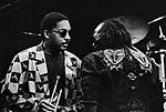 Wynton Marsalis with Miles Davis