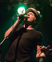 Ian Rilen and The Love Addicts performing at The Vanguard, Sydney, 9 February 2006