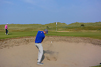 Jack Pierse (Portmarnock) on the 15th during Round 4 of the 2016 East of Ireland Amateur Open Championship sponsored by City North Hotel at Co. Louth Golf club in Baltray on Monday 6th June 2016.<br /> Photo by: Golffile   Thos Caffrey