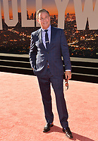 """LOS ANGELES, USA. July 23, 2019: Spencer Garrett at the premiere of """"Once Upon A Time In Hollywood"""" at the TCL Chinese Theatre.<br /> Picture: Paul Smith/Featureflash"""