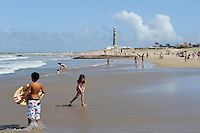 URUGUAY Jose Ignacio, lighthouse <br />