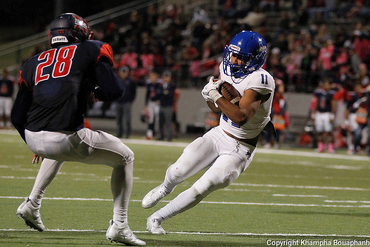 Boswell plays Northwest in district 6-5A high school football at Northwest ISD Stadium in Fort Worth on Thursday, October 13, 2016.