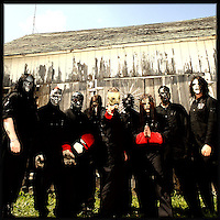 2008 Slipknot Group Photos