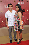 "WESTWOOD, CA. - June 07: Boo Boo Stewart and Fivel Stewart arrive at ""The Karate Kid"" Los Angeles Premiere at Mann Village Theatre on June 7, 2010 in Westwood, California."