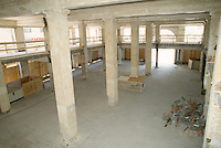 1995 May 23..Redevelopment....Tidewater Community College.TCC PROGRESS BEFORE.INTERIOR OF MARTIN BUILDING.MEZZANINE LOOKING AT FRONT FROM RIGHT REAR SIDE...NEG#.NRHA#..