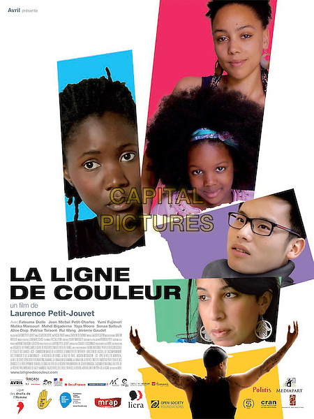 La ligne de couleur (2015) <br /> POSTER ART<br /> *Filmstill - Editorial Use Only*<br /> CAP/KFS<br /> Image supplied by Capital Pictures