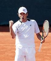 15-7-06,Scheveningen, Siemens Open, semi finals, Albert Montanes