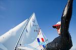 47 Trofeo S.A.R. Princesa Sofía IBEROSTAR Palma - Fédération Française de Voile. 470, Sofian Bouvet, Jeremie Mion.