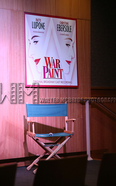 """Attmosphere at """"War Paint"""" On Broadway with Composer Scott Frankel at Barnes & Noble 86th Street on July 14, 2017 New York City."""