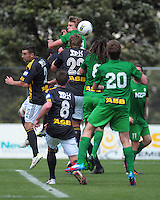 121125 ASB Premiership Football - Wellington v Manawatu