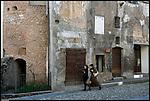 Il centro storico di Susa