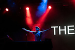 Jeremy Ellis, DJ of The Roots in concert on the botanist nights.July 05, 2019. (ALTERPHOTOS/Johana Hernandez)