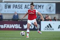 Jennifer Beattie of Arsenal during Arsenal Women vs West Ham United Women, Barclays FA Women's Super League Football at Meadow Park on 8th September 2019
