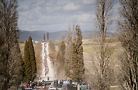 on the white dust roads of Tuscany<br /> <br /> 13th Strade Bianche 2019 (1.UWT)<br /> One day race from Siena to Siena (184km)<br /> <br /> ©kramon