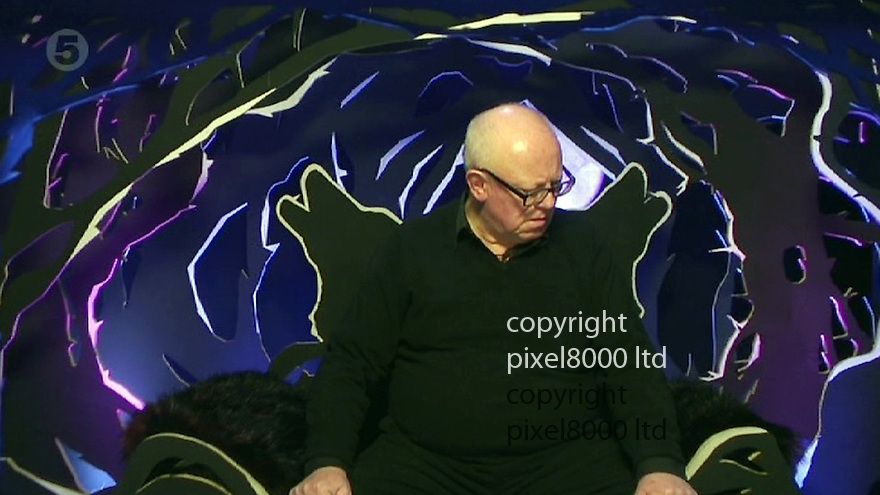 Channel 5 Celebrity Big Brother.<br /> Ken Morley get's into rows with housemates and uses &quot;racist&quot; terms before being booted out.<br /> <br /> <br /> <br /> Picture by Pixel8000 07917221968