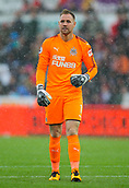 10th September 2017, Liberty Stadium, Swansea, Wales; EPL Premier League football, Swansea versus Newcastle United; Rob Elliot of Newcastle United in action during the match