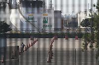 PAULINIA, SP, 2.05.2018: GREVE-SP - Movimentação na refinaria da Replan em Paulínia, interior de São Paulo, neste sábado (26). (Foto: Luciano Claudino/Codigo19)