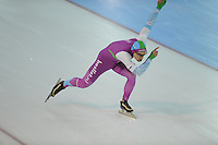 SCHAATSEN: GRONINGEN: Sportcentrum Kardinge, 18-01-2015, KPN NK Sprint, Jesper Hospes, ©foto Martin de Jong