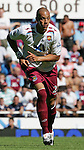 West Ham's Bobby Zamora. .Pic SPORTIMAGE/David Klein
