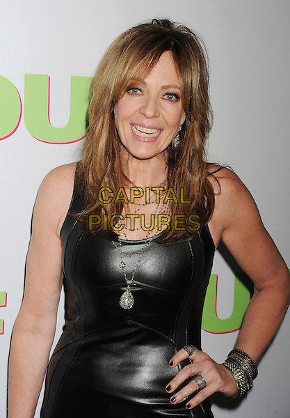 HOLLYWOOD, CA - FEBRUARY 12: Actress Allison Janney arrives at 'The Duff' Los Angeles special screening at the TCL Chinese 6 Theatres on February 12, 2015 in Hollywood, California.<br /> CAP/ROT/TM<br /> &copy;TM/ROT/Capital Pictures