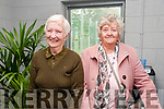 North Kerry Positive Ageing Day: Attending the North Kerry Positive Ageing Day at the Listowel Community Day at the Listowel Community Centre on Sunday last were Kitty Kelly & Marie Purtill from Ballybunion.