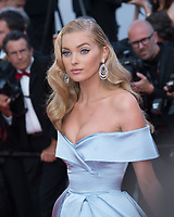 Elsa Hosk at the premiere for &quot;The Beguiled&quot; at the 70th Festival de Cannes, Cannes, France. 24 May 2017<br /> Picture: Paul Smith/Featureflash/SilverHub 0208 004 5359 sales@silverhubmedia.com