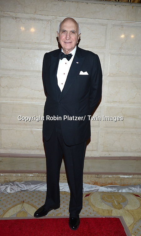 Kenneth Langone attends the New York Landmarks Consevancy's 20th Annual Living Landmarks Celebration on November 14, 2013 at the Plaza Hotel in New York City.