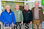 Listowel Community College Celebrations: Attending the Listowel Community College celebrations of colleges County Kerry Vocational Schools Senior Championship Winning teams at the College on Friday nigh last were members of the 1971 winning team Sheamus Kelly, Joe Walsh, Joe Langan & Timmy O'Sullivan.