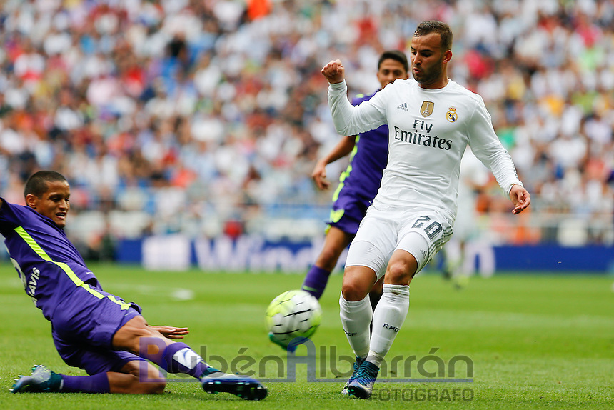 Real Madrid´s Spanish forward Jesé Rodriguez