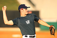 September 14, 2009:  Matt Lipka, one of many top prospects in action, taking part in the 18U National Team Trials at NC State's Doak Field in Raleigh, NC.  Photo By David Stoner / Four Seam Images