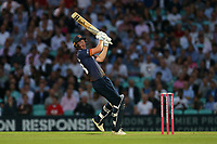 Daniel Lawrence hits 6 runs for Essex during Surrey vs Essex Eagles, Vitality Blast T20 Cricket at the Kia Oval on 12th July 2018