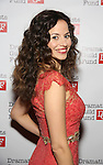 Mandy Gonzalez attends the Dramatists Guild Fund Gala 'Great Writers Thank Their Lucky Stars : The Presidential Edition' at Gotham Hall on November 7, 2016 in New York City.