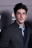 Alex Pons attends 40 Principales awards photocall  2012 at Palacio de los Deportes in Madrid, Spain. January 24, 2013. (ALTERPHOTOS/Caro Marin) /NortePhoto