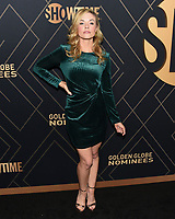 04 January 2020 - West Hollywood, California - Molly Burnett. Showtime Golden Globe Nominees Celebration held at Sunset Tower Hotel. Photo Credit: Billy Bennight/AdMedia