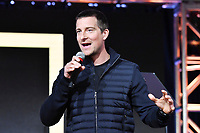 PASADENA, CA - FEBRUARY 10:  Bear Grylls at the 2019 National Geographic portion of the Television Critics Association Winter Press Tour at The Langham Huntington Hotel on February 10, 2019 in Pasadena, California. (Photo by Vince Bucci/National Geographic/PictureGroup)