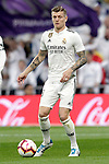 Real Madrid CF's Toni Kroos during La Liga match. March 02,2019. (ALTERPHOTOS/Alconada)