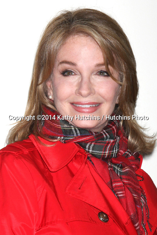 LOS ANGELES - NOV 30:  Deidre Hall at the 2014 Hollywood Christmas Parade at the Hollywood Boulevard on November 30, 2014 in Los Angeles, CA