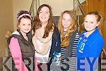 Ballylongford Food & Craft Fair: Attending the Ballylongford Food & Craft Fair at Ballylongford Community centre on Sunday last were Eimer Walsh, Amy & Aoife O'Brien & Katie Doyle.