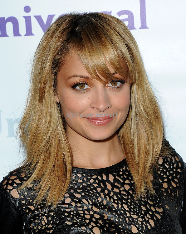 Nicole Richie at the NBCUinversal Summer Press Day held at the Langham Huntington Hotel & Spa in Pasadena, California. April 18, 2012